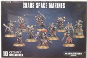 Warhammer 4306 Chaos Space Marines